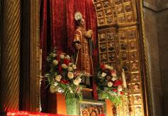 Sigüenza reducirá las fiestas de San Vicente a la celebración de una misa