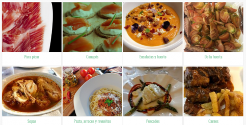 Fabes, callos, arroz con bogavante, pulpo, rabo de toro.... Restaurante Doyma la buena comida también para llevar.
