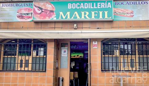 Bocadillería Marfil, tus mejores bocadillos y raciones con servicio a domicilio