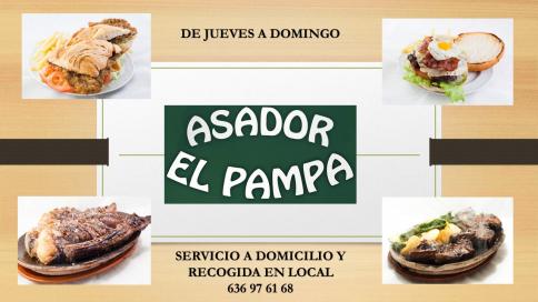 Asador El Pampa, la buena comida argentina en tu casa