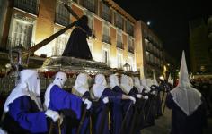 La Cofradía de la Pasión del Señor de Guadalajara celebra el 75º aniversario de su fundación