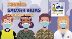 Ana Rodríguez Heras, del IESO Harévolar de Alovera, ganadora de la fase provincial de la 8ª edición del Concurso `Carta a un Militar Español´