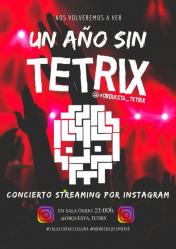 La Orquesta Tetrix actuará el sábado en un concierto por streaming