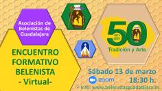 La Asociación de Belenistas de Guadalajara organiza un encuentro para el 13 de marzo