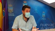 Jorge Riendas, portavoz de Aike, tras el rechazo a la comisión de investigación sobre las obras de la ribera del río Henares: