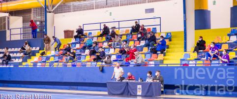 El Quabit completa su maratón de partidos con la visita del Sinfín, un rival directo