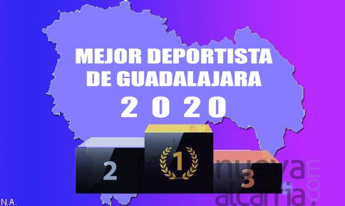 Estos son los candidatos que optan al premio de Mejor Deportista de Guadalajara 2020