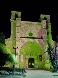 La iglesia de San Ginés se iluminará de verde este fin de semana por el Día de las Enfermedades Raras