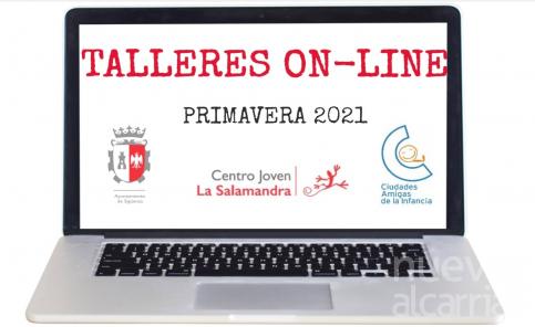 Nuevos talleres on-line en Sigüenza esta primavera