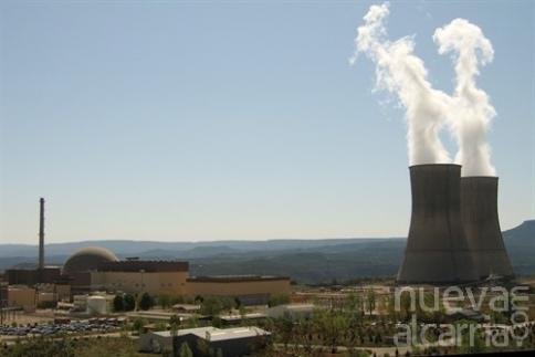 La central de Trillo vuelve a conectarse a la red eléctrica tras la realización de distintas pruebas