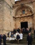 La Asociación de Jubilados de Jadraque no olvida a su Santo, aunque hoy no pueda celebrar su festividad