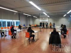 Comienza el proyecto 'Caminos escolares seguros' de Garantía +52 de Azuqueca
