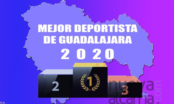 Votaciones para elegir al Mejor Deportista de Guadalajara 2020