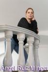 Vanesa Vicedo, primera presidenta de la Agrupación Fotográfica de Guadalajara