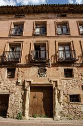 El Palacio de los Arias de Molina entra en la Lista Roja del Patrimonio