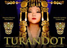 La ópera Turandot aterriza este jueves en el Buero Vallejo