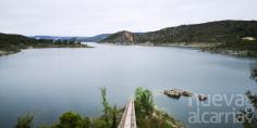 Sacedón prepara el verano con un Centro BTT con más de 100 kilómetros de rutas y una plataforma acuática