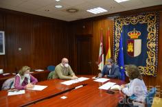 Ayuntamiento de Yunquera y Junta se reúnen para tratar la ampliación del Centro de Salud