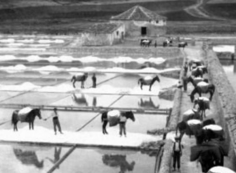 La sal de hace 200 millones de años que aún se extrae en Saelices de la Sal