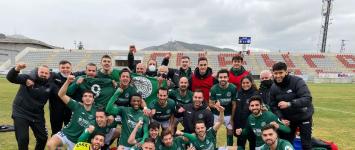 El Marchamalo se proclama campeón del subgrupo B del grupo XVIII de Tercera División