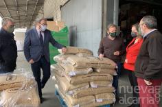 La Junta inyecta al sector agroalimentario de la provincia 5,5 millones de euros