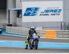 Accidentado debut de Daniel González Zudaire en el Campeonato de España de Superbikes
