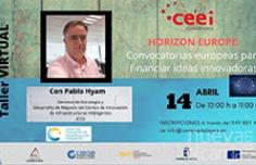 CEEI Guadalajara ofrece desde este miércoles 2 talleres para financiar ideas innovadoras y las líneas de ayuda del CDTI