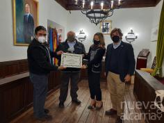 DeSpelta, galardonada por Ecovalia con el premio internacional 'Andrés Núñez de Prado' a la defensa de la producción ecológica en la categoría de Empresa