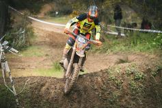 Pepe González gana en Cuenca una prueba del campeonato autonómico de enduro