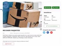 Detenido por estafar 3.000 euros con números de tarjetas adquiridos en la 'Deep Web'