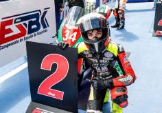 El piloto de Alovera Eitán Gras se sube al podio en el Circuito de Jerez