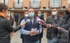 El PP pide que se convoque la Mesa del Pacto por la Recuperación en la capital