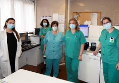 El Hospital da a conocer la elaboración de una Guía Práctica de Medicación Parenteral en Hemostasia
