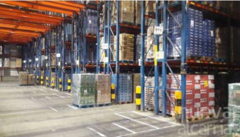 Grupo Lactalis en Marchamalo busca a 8 operarios de producción
