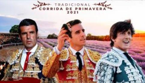 Brihuega: cartel estrella para el regreso de la Corrida de Primavera