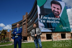 Eurocaja Rural y José Mota, unidos contra la despoblación
