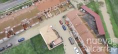 La CHT se hará cargo de los daños causados a particulares por 'Lola' en El Casar