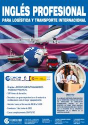 Curso de inglés profesional para logística de la mano de CEOE-Cepyme