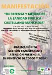 La Plataforma de Afectados por la Bolsa y Usuarios del Sescam convoca una manifestación el 7 de junio