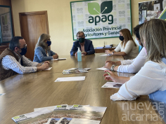 Merino reprocha al Gobierno el comportamiento con los agricultores y ganaderos de la región