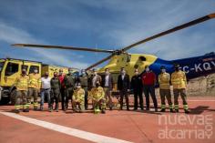 La campaña de incendios de C-LM contará con 259 medios, 29 de ellos aéreos, y 334 contrataciones eventuales