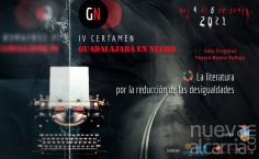Guadalajara acogerá del 4 al 6 de junio el IV Certamen 'Guadalajara en Negro'