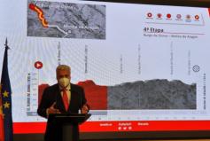 El paso de la 'Vuelta' por la provincia de Guadalajara dejará en torno a 200.000 euros