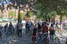 Los colegios de Azuqueca estrenan las rutas de 'Caminos escolares seguros'