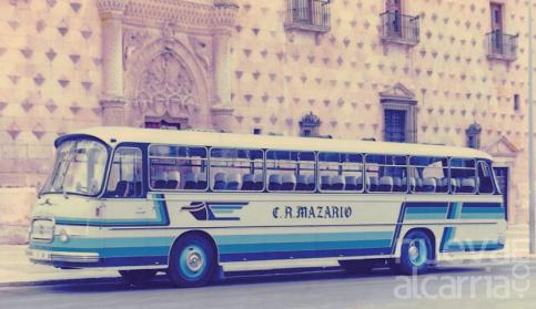 Mazarío Autocares cumple 100 años