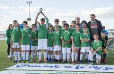 Ratificado el convenio de filialidad de la Escuela Municipal de Fútbol y el CD Marchamalo