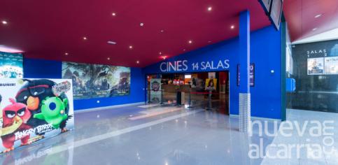 Ferial Plaza ofrece la oportunidad de ir al cine por solo 1 euro