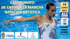 Guadalajara acoge por primera vez el campeonato regional de Natación Artística