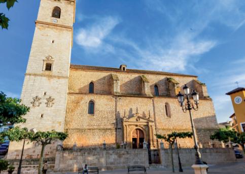 Mondéjar apuesta por los códigos QR para dar a conocer su patrimonio monumental