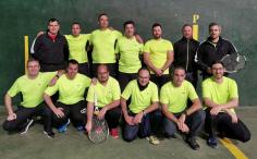 Arranca la Copa de Frontenis de Guadalajara
